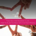 Collaboration - How to align yourself with the right people Feng Shui business Class