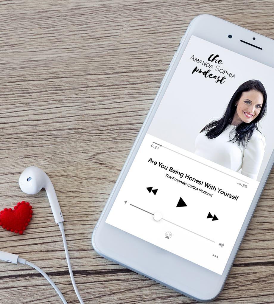 Amanda Sophia Podcast - Listen on your phone