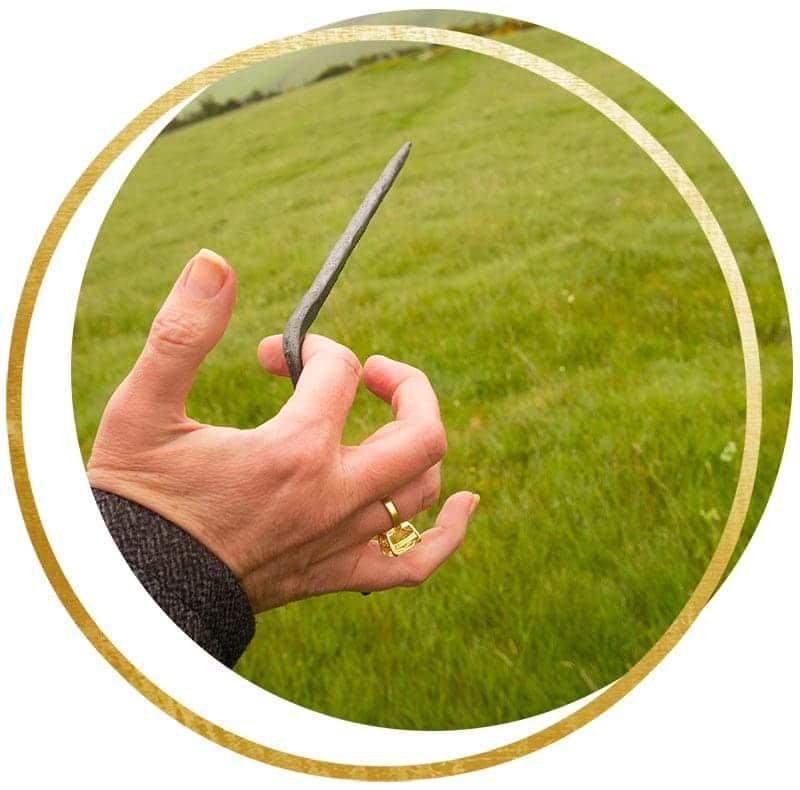 Dowsing - healing the land