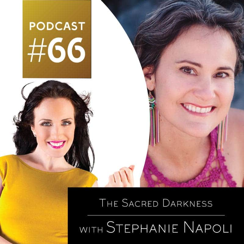 The Sacred Darkness with Stephanie Napoli